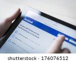 hilversum  netherlands  ... | Shutterstock . vector #176076512
