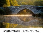 Roman Stone Bridge  With...