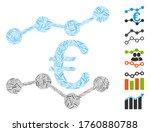 line mosaic based on euro... | Shutterstock .eps vector #1760880788
