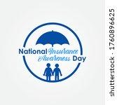 national insurance awareness...   Shutterstock .eps vector #1760896625