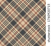 Hounds Tooth Pattern Vector....