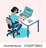 podcasts for women. vector...   Shutterstock .eps vector #1760973842