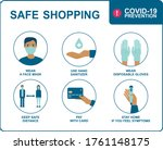 quarantine coronavirus 2019... | Shutterstock .eps vector #1761148175