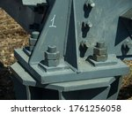 Closeup Of A Junction Of A...