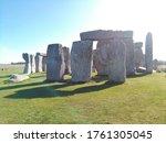 Stonehenge Stones Salisbury...