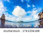 Mirror Reflections Of Clouds I...