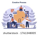 design concept. graphic  web ...