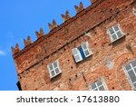 detail of an ancient palace in... | Shutterstock . vector #17613880