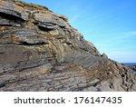 coast of torquay | Shutterstock . vector #176147435