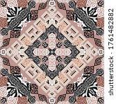 geometric modern vector... | Shutterstock .eps vector #1761482882