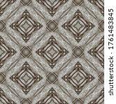 wood textured vector seamless... | Shutterstock .eps vector #1761483845