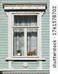 Fine Wooden Home Window...