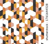 geometry minimalistic artwork... | Shutterstock .eps vector #1761644528