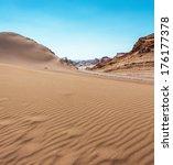 Dunes Of Moon Valley In Atacama ...