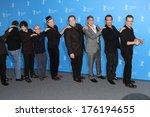 berlin  germany   february 08 ... | Shutterstock . vector #176194655