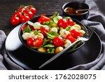 Low Fat Italian Caprese Salad...