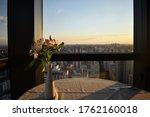 Flowers Overseeing Curitiba...