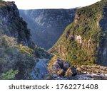 Fortaleza Canyon In Aparados D...