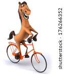 horse | Shutterstock . vector #176266352