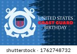 united states coast guard...   Shutterstock .eps vector #1762748732
