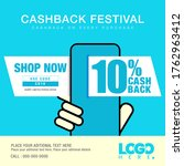 cashback design template or...