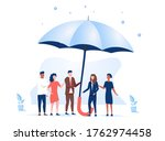 vector illustration  support... | Shutterstock .eps vector #1762974458