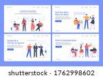 creative coworking office.... | Shutterstock . vector #1762998602