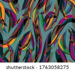 seamless repeating pattern ... | Shutterstock .eps vector #1763058275