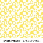 continuous modern graphic... | Shutterstock .eps vector #1763197958