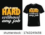 i like my lifestyle t shirt...   Shutterstock .eps vector #1763245658