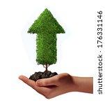 thriving opportunity business... | Shutterstock . vector #176331146