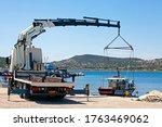 Palaia Fokaia   Attica   Greece ...