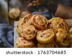 Savory Cheese Pastry With Herbs ...