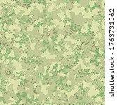 creative seamless vector... | Shutterstock .eps vector #1763731562