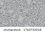 seamless silver sequins... | Shutterstock .eps vector #1763732018