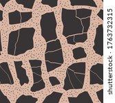 terrazzo flooring  seamless... | Shutterstock .eps vector #1763732315