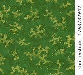 seamless vector pattern design. ... | Shutterstock .eps vector #1763732942