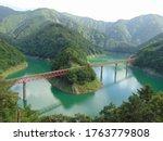 The Rainbow Bridge  Oigawa...