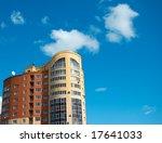 New Brick Multistory Building