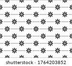 flower geometric pattern....   Shutterstock . vector #1764203852