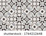 ceramic tortora bathroom tiles... | Shutterstock .eps vector #1764212648