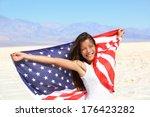 Beautiful Patriotic Vivacious...