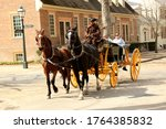 Williamsburg  Virginia Usa  03...