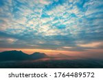 Landscape Lot Of Fog Phu Thok...