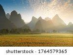 landscape of bama in guangxi... | Shutterstock . vector #1764579365