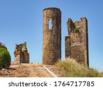 Ruins Of Ancient Castle Of...