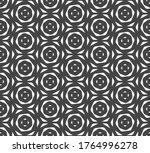 repeat decorative vector flow... | Shutterstock .eps vector #1764996278