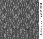 seamless ornament vector... | Shutterstock .eps vector #1764997388
