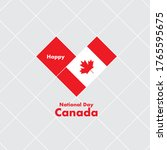 National Day Card Template With ...