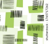 green white and black abstract... | Shutterstock . vector #1765717262